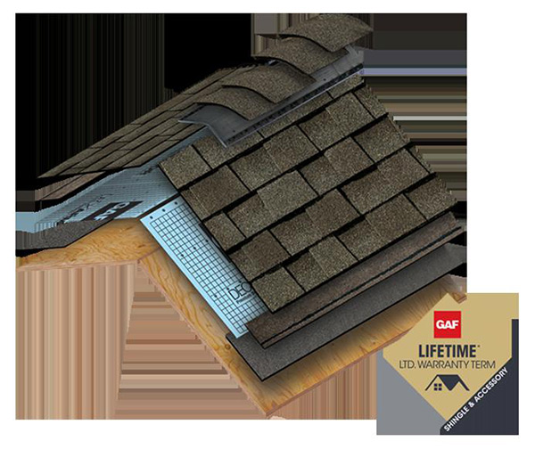Learn The Layers of Your Roof Works With an Oakland and San Ramon Roofer